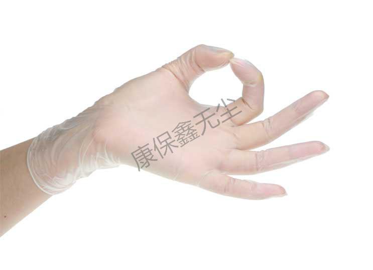 PVC手套 无尘室手套